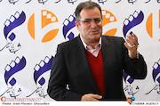 محمود گبرلو در نشست مطبوعاتی برنامه تلویزیونی شب های شفاهی
