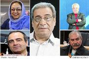 داوران بخش مسابقه ایران جشنواره تئاتر کودک و نوجوان