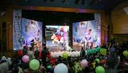 افتتاحیه بیست و چهارمین جشنواره بین المللی تئاتر کودک و نوجوان