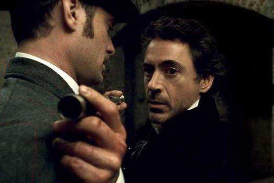 شرلوک هلمز ۳