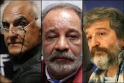 داریوش فرهنگ، امید روحانی و محسن حسینی