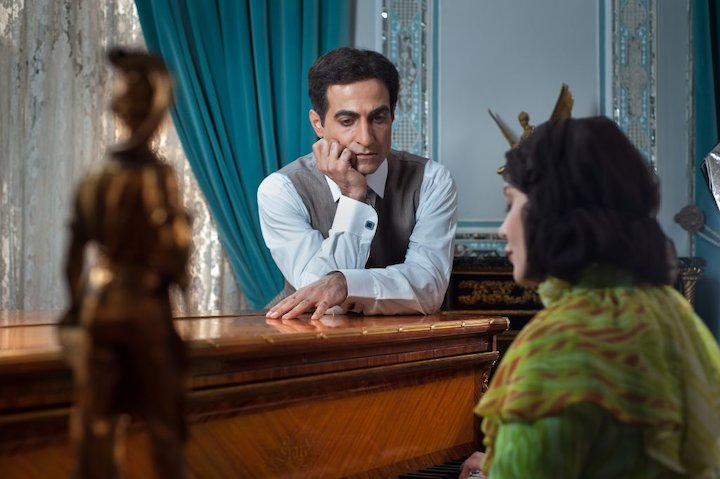 سریال معمای شاه