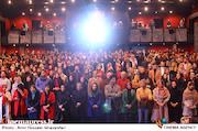 مراسم اکران خصوصی فیلم سینمایی «آینه بغل»