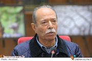 علی نصیریان در نشست خبری جشنواره سینمایی آب