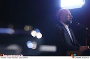 محمدمهدی حیدریان در اختتامیه نخستین دوره جایزه پژوهش سینمایی سال
