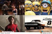 پرفروشترین فیلم های جهان در سال 2017