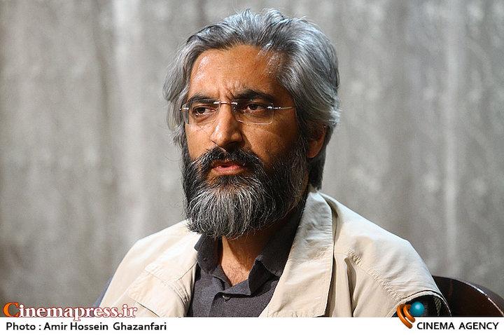 وحید جلیلی در نشست خبری هشتمین جشنواره مردمی فیلم عمار