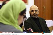 حبیب رضایی در مراسم اختتامیه پنجمین جشنواره نوشتار سینمایی