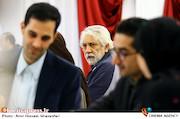 کامران ملکی در مراسم اختتامیه پنجمین جشنواره نوشتار سینمایی