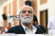 آیدین آقداشلو در مراسم اختتامیه پنجمین جشنواره نوشتار سینمایی