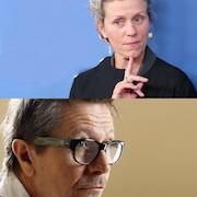 بازیگران نقش اول زن و نقش اول مرد در سال ۲۰۱۷