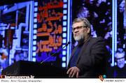 سخنرانی نادر طالب زاده در مراسم افتتاحیه هشتمین دوره جشنواره مردمی فیلم عمار