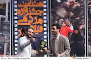 مراسم افتتاحیه هشتمین دوره جشنواره مردمی فیلم عمار