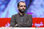 مهدی نقویان در مراسم افتتاحیه هشتمین دوره جشنواره مردمی فیلم عمار