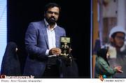 محسن مقصودی در راسم افتتاحیه هشتمین دوره جشنواره مردمی فیلم عمار