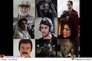 پرکارترین بازیگران فجر ۳۶