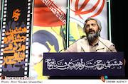سعید جلیلی در اختتامیه هشتمین جشنواره مردمی فیلم عمار