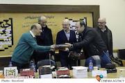 دومین نشست جایزه ادبیات نمایشی سیوششمین جشنواره بینالمللی تئاتر فجر
