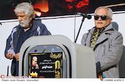 کامران قدکچیان در مراسم تشییع پیکر مرحوم «جمشید الوندی»