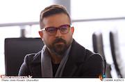 هومن سیدی در مراسم قرعهکشی جدول سینمای رسانهها در سی و ششمین جشنواره فیلم فجر
