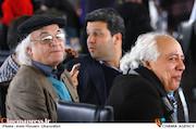 فریدون جیرانی در مراسم قرعهکشی جدول سینمای رسانهها در سی و ششمین جشنواره فیلم فجر