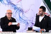 سیروس الوند در مراسم قرعهکشی جدول سینمای رسانهها در سی و ششمین جشنواره فیلم فجر