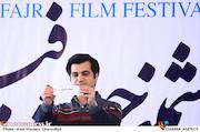 علی زادمهر در مراسم قرعهکشی جدول سینمای رسانهها در سی و ششمین جشنواره فیلم فجر