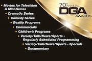 انجمن کارگردانان آمریکا (DGA)