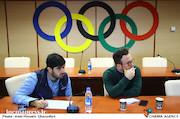 نشست خبری یازدهمین جشنواره بین المللی فیلم های ورزشی