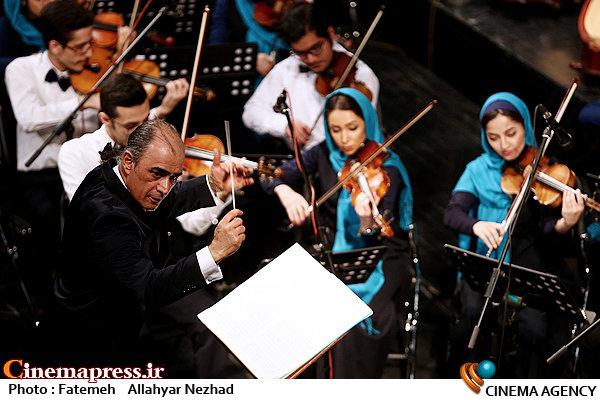 عکس/ سومین شب سی و سومین جشنواره موسیقی فجر