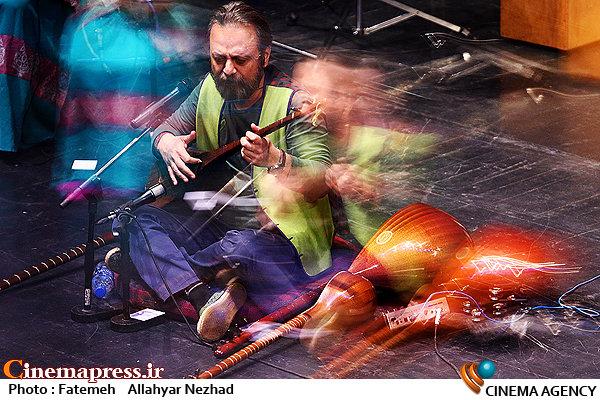 عکس/ چهارمین شب سی و سومین جشنواره موسیقی فجر
