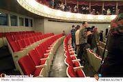 صندلیهای خالی جشنواره موسیقی فجر
