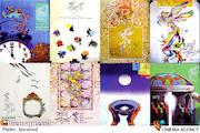 ۳۵ سال همراه با جشنواره فیلم فجر-پوستر ۹ تا ۱۶