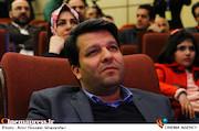 محمد خزاعی در مراسم اختتامیه یازدهمین جشنواره بینالمللی فیلمهای ورزشی