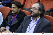 محمدرضا شفاه و محمدرضا خردمندان در مراسم اختتامیه یازدهمین جشنواره بینالمللی فیلمهای ورزشی