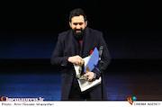 مهدی یراحی در اختتامیه سی و سومین جشنواره موسیقی فجر
