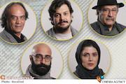 هیات داوران بخش مسابقه تبلیغات جشنواره ملی فیلم فجر