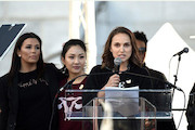 راهپیمایی زنان لس آنجلس - ناتالی پورتمن