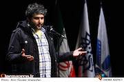 محسن برمهانی در رونمایی از منشور مستند انقلاب اسلامی