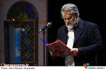 نادر طالب زاده در رونمایی از منشور مستند انقلاب اسلامی