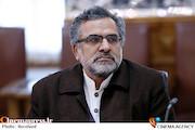 جواد شمقدری در دیدار رئیس مجلس با رئیس صداوسیما و جمعی از کارگردانان