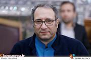 رضا میرکریمی در دیدار رئیس مجلس با رئیس صداوسیما و جمعی از کارگردانان
