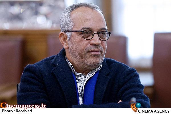 محمدحسین لطیفی در دیدار رئیس مجلس با رئیس صداوسیما و جمعی از کارگردانان