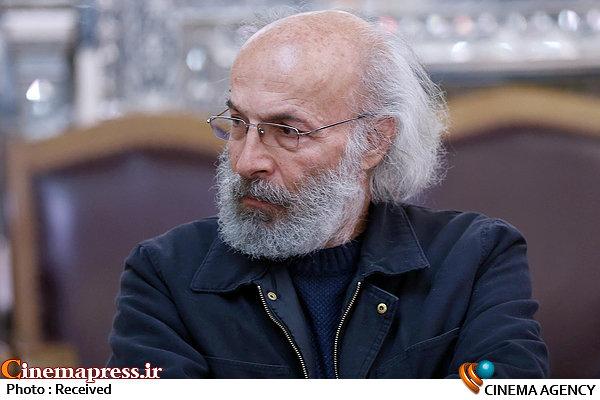 کیانوش عیاری در دیدار رئیس مجلس با رئیس صداوسیما و جمعی از کارگردانان