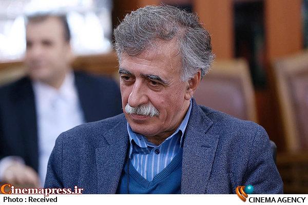 همایون اسعدیان در دیدار رئیس مجلس با رئیس صداوسیما و جمعی از کارگردانان