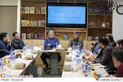 نشست مستندسازان با رییس سازمان سینمایی حوزه هنری