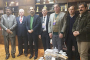 دیدار مدیران تئاتر کشورهای اسلامی با مدیرکل هنرهای نمایشی
