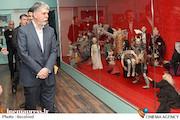 وزیر ارشاد به دیدن «اپرای عروسکی خیام» نشست
