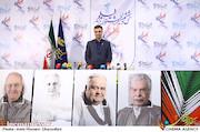 ابراهیم داروغه زاده در نشست خبری سی و ششمین جشنواره فیلم فجر