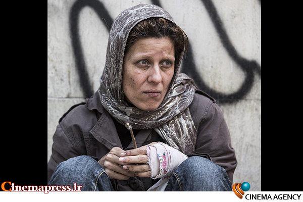 سارا بهرامی در فیلم دارکوب